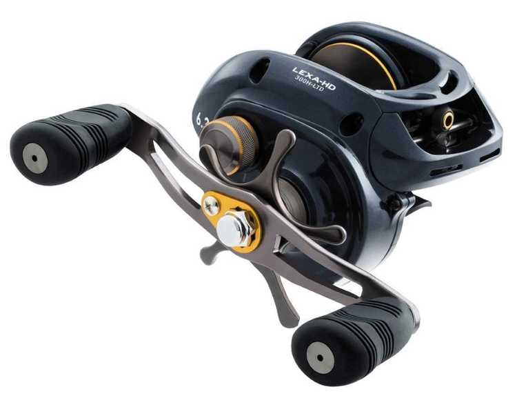 Daiwa Lexa HD 300 LTD