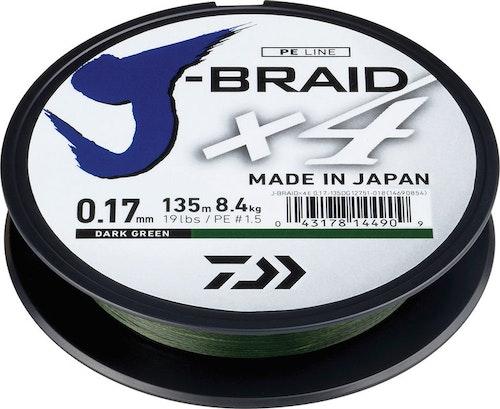 J-BRAID X4