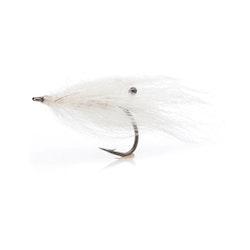 Unique Flies Aurarejen White #4