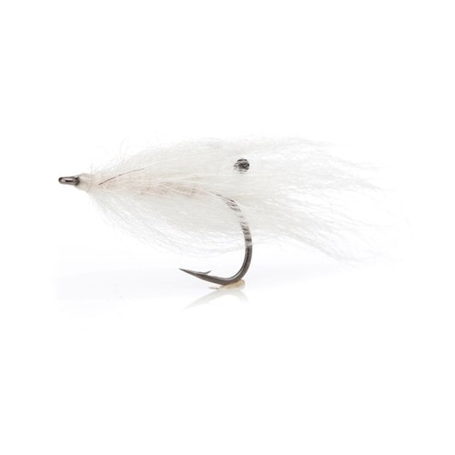 Unique Flies Aurarejen White #4