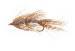 Unique Flies Omöborsten Brown #6