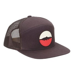 Vision Natives 3.0 Cap Dk Chocolate