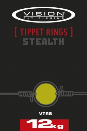 Vision Tippet Rings Stealth 12kg