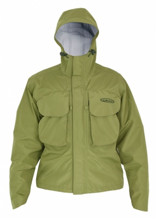 Vision Vector Jacket Forrest Green