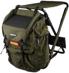 R.T. Heavy Duty XP Backpack Chair (34x32x51cm) - Stolsryggsäck