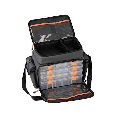 SG Lure Specialist Bag M 6 boxes (30x40x22cm)