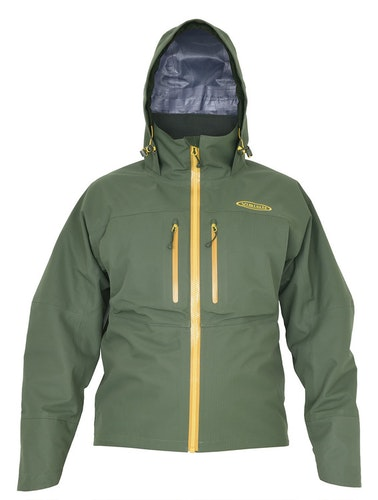 Vision Pupa Jacket D-Green