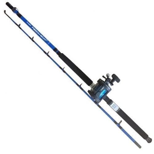 Combo Fission Blue Boat 30 + 180cm 30-40lb