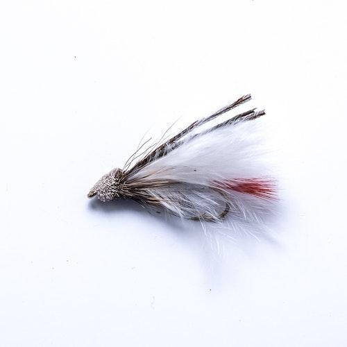 Muddler 10 White Marabou #10