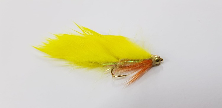 Goldhead Zonker Yellow #10