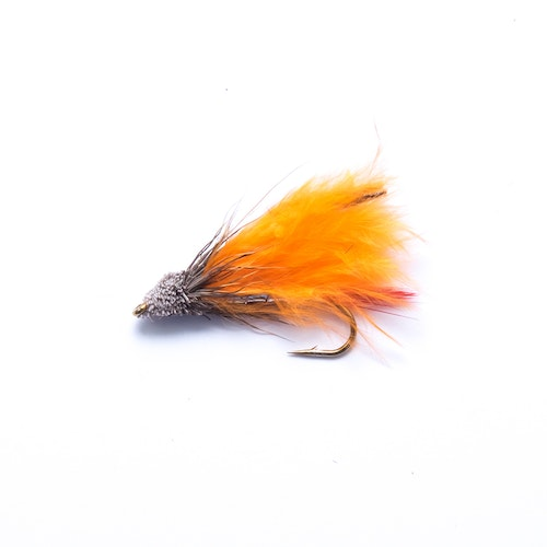 Muddler Orange Marabou #10