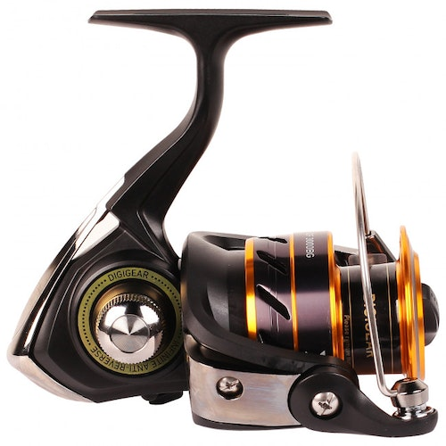 Daiwa Crossfire Black Gold