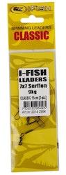 I-Fish Leaders 7x7 Surflon