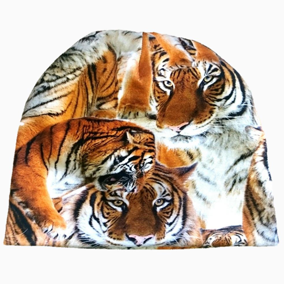 Mössa Tiger.