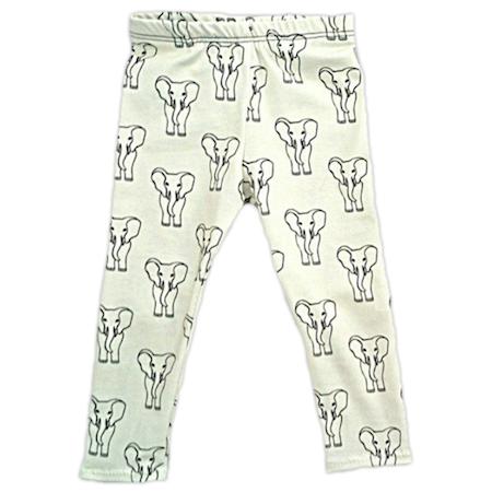 Tights Elefanter