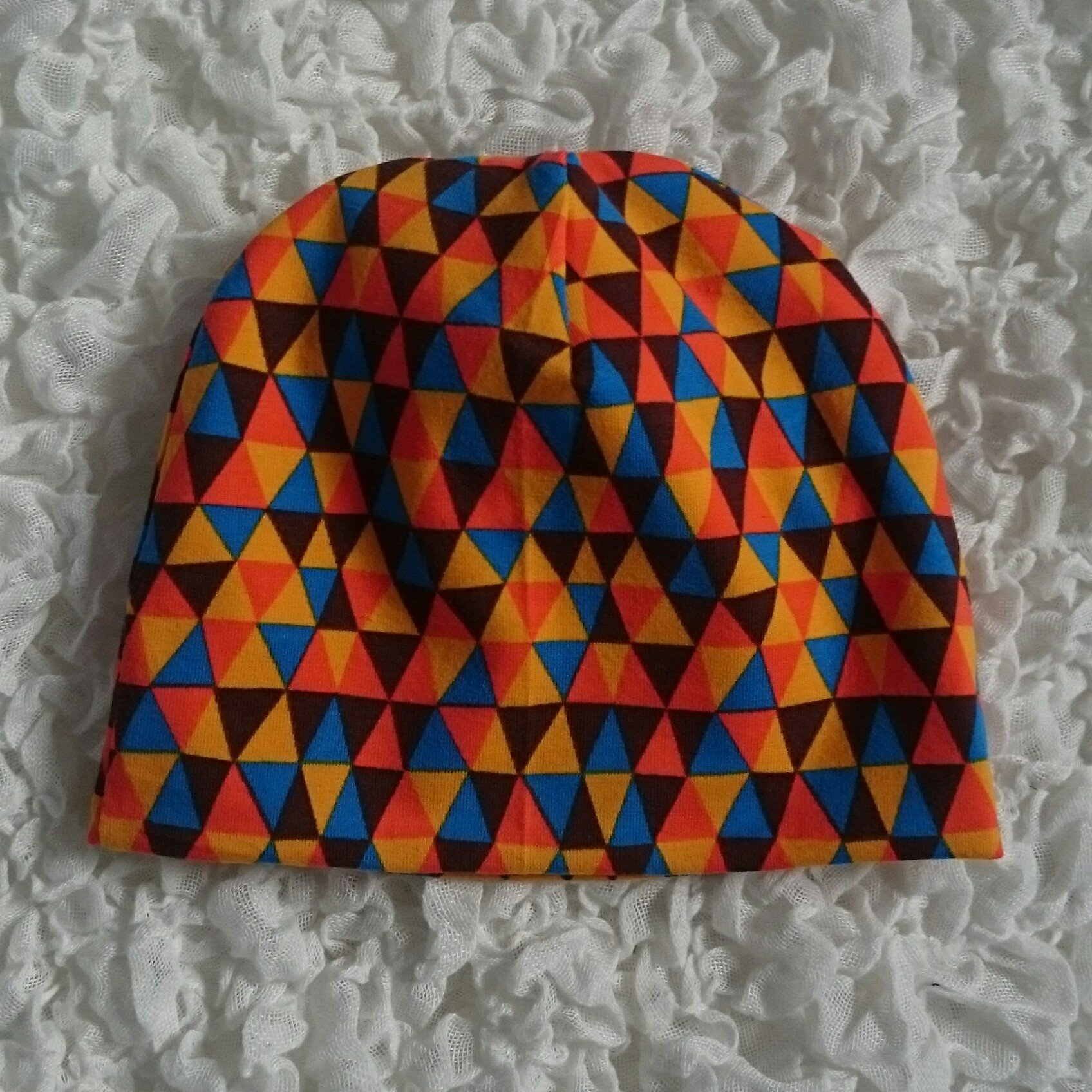 Mössa Trianglar. (42/44)