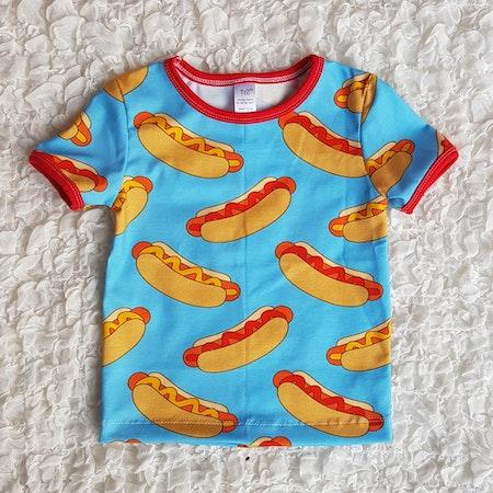 T-shirt Korv Med Bröd (92)