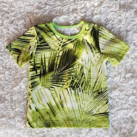 T-shirt Gröna Löv (92)