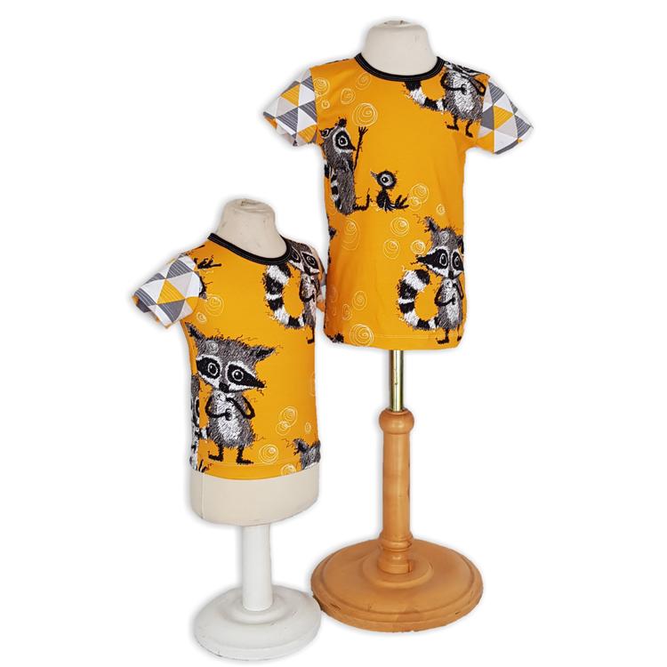 Tshirt Racoon (116)