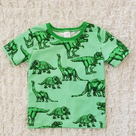 T-shirt Dinosaurier