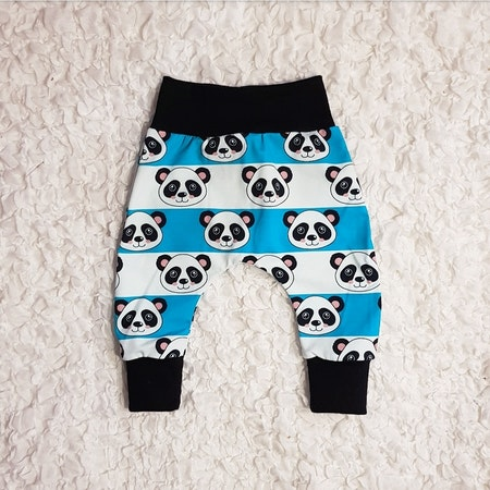 Haremsbyxa Pandaränder