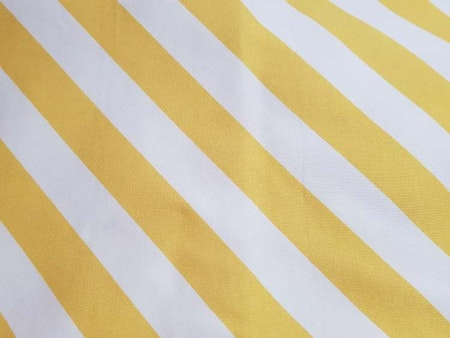 Ränder Diagonal Gul