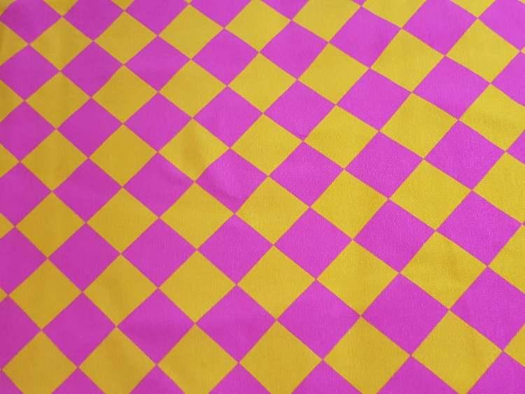 Harlequin Gul/rosa