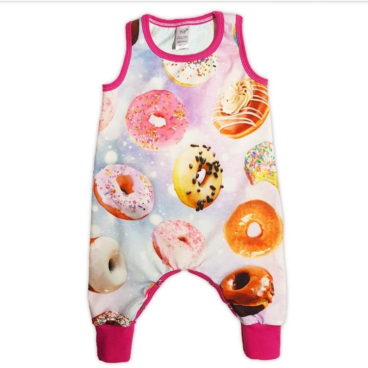 Linnedress Donut