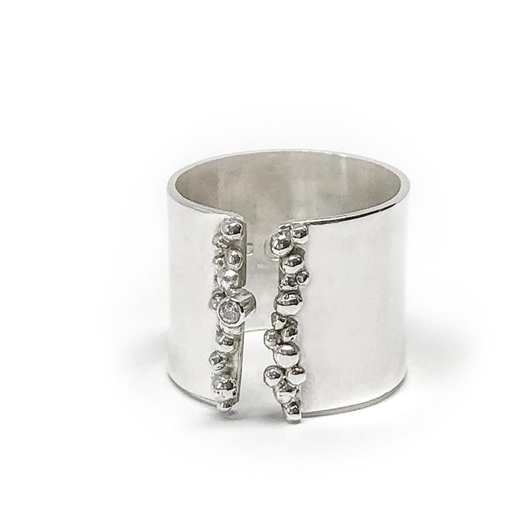 DOLLY cuff ring