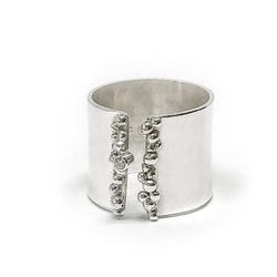 DOLLY cuff ring