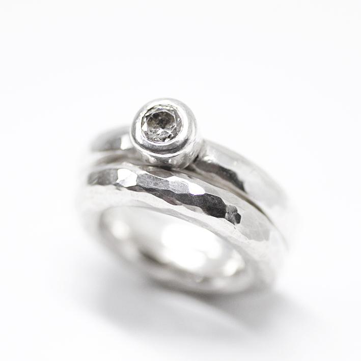 BIANCA ring 5mm