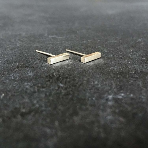 MAGIC WAND STUDS 925 SILVER
