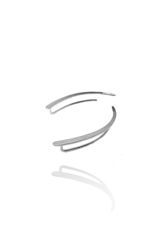 EARCRAWLER I 925 silver