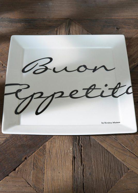 Buon Appetito Tallrik