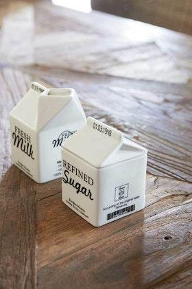 Carton Jar - Sockerskål
