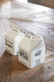 Carton Jar - Mjölkkanna