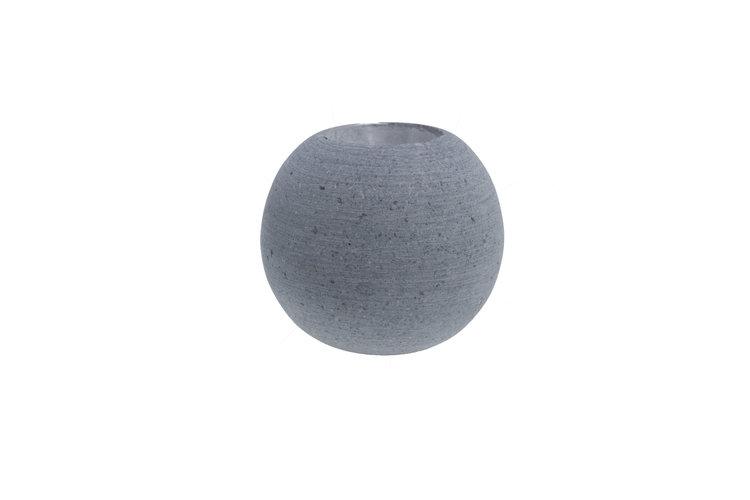 Stenåsa Ljusboll Mörkgrå liten 7 cm