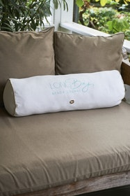 Long Bay Neck Pillow 80x25cm