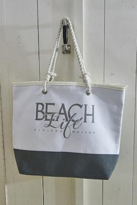 Beach Life Bag - Grå
