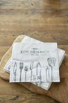"""Servetter """"Kitchen & Co"""""""