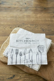 "Servetter ""Kitchen & Co"""