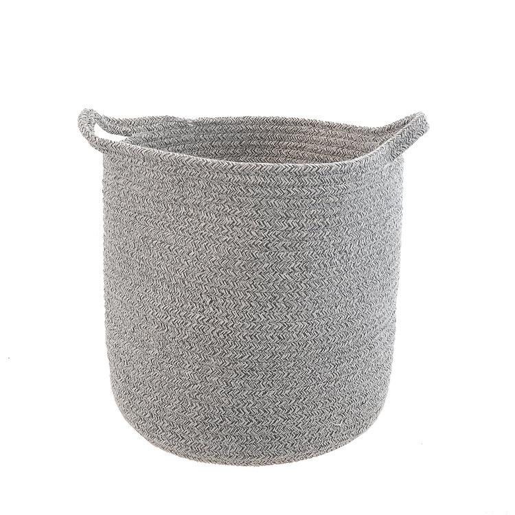 Förvaringskorg - Grå - 30 cm
