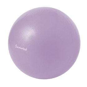 Strandboll - Lila - silikon - 23cm