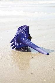 Triplet - Ocean Purple - Strandleksak