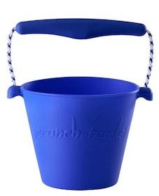 Scrunch - Silikonhink - Blå