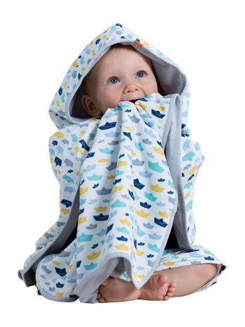 Strandponcho - 12-36 månader - Pojke