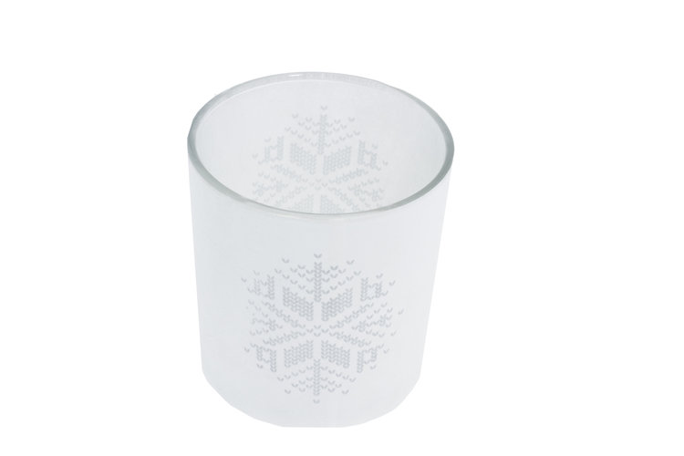 Snöåan - Ljuslykta