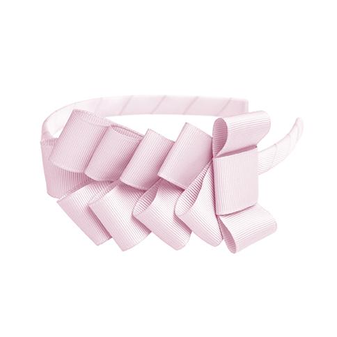 Ragnhild Ice Pink Diadem