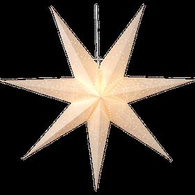 Pappersstjärna Sensy - 70 cm