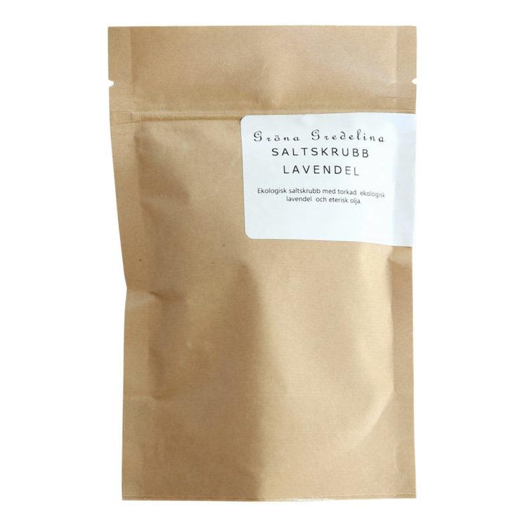 Badsalt och skrubb - Lavendel
